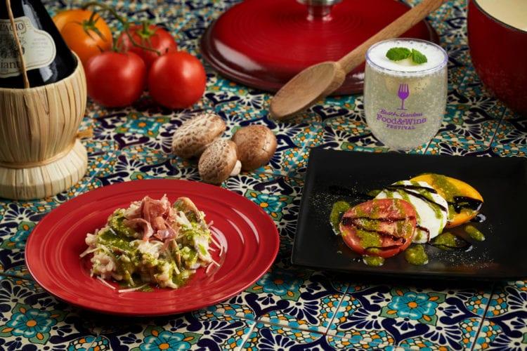 Busch Gardens Williamsburg Food & Wine Festival Italian food