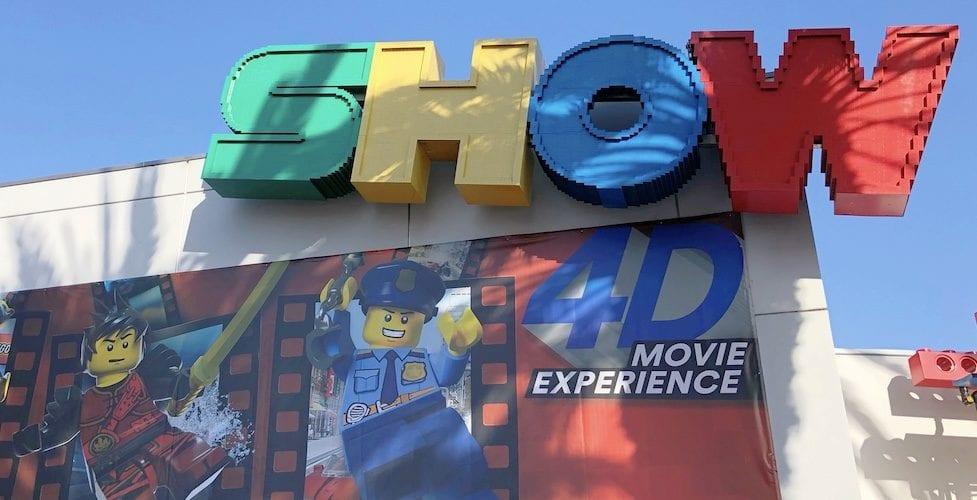 lego city 4d