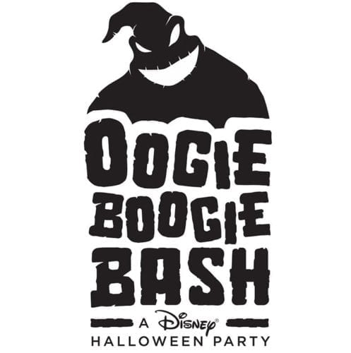 oogie boogie bash logo