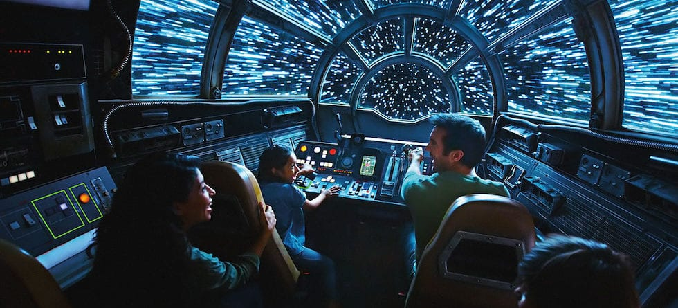 Reservations to visit Star Wars: Galaxy's Edge at Disneyland available on May 2
