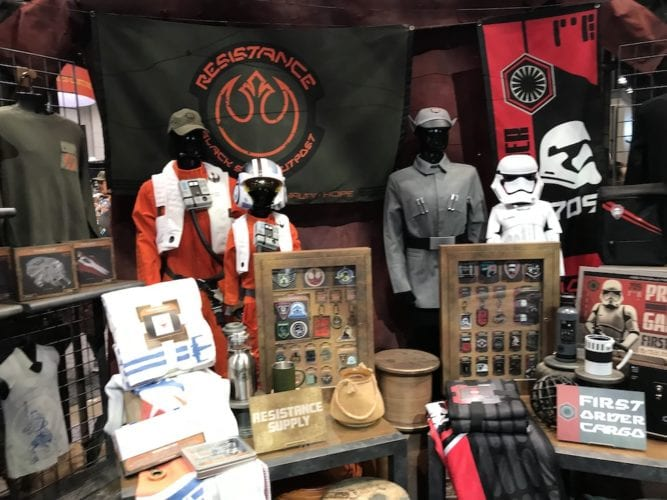 star wars celebration swge merch
