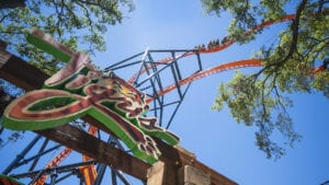 Tigris triple-launch coaster now open at Busch Gardens Tampa Bay