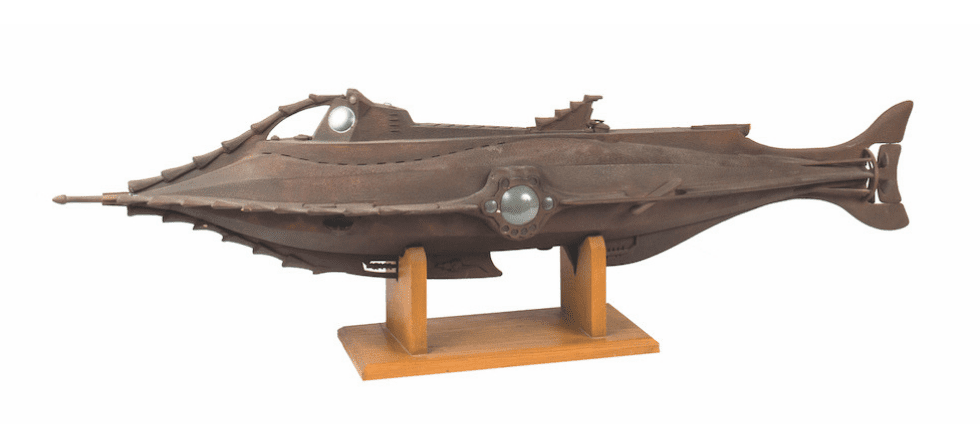 '20,000 Leagues Under the Sea' presentation Nautilus, more Disneyland memorabilia to be auctioned