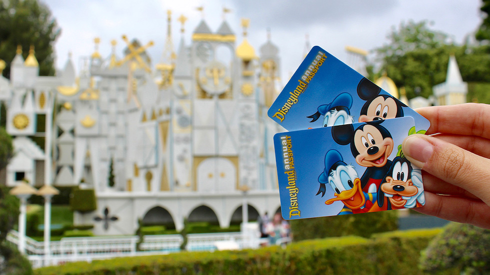 disney flex passport