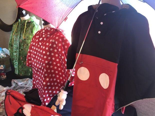 disney rain gear