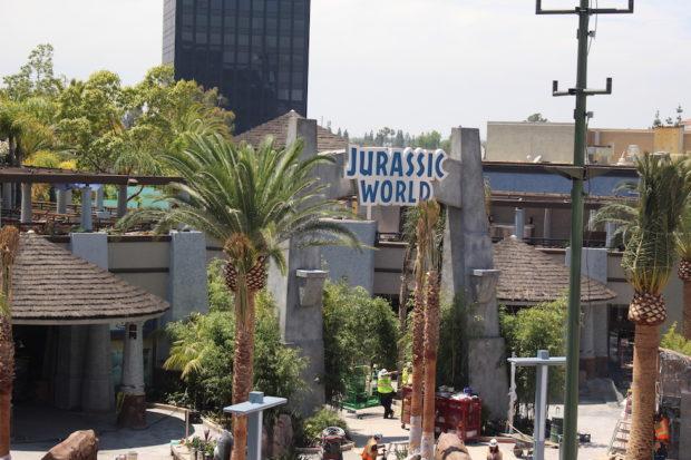 jurassic world arch