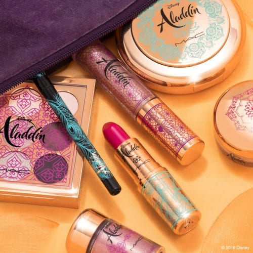 Disney Aladdin Collection by MAC