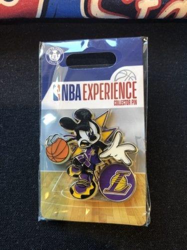nba experience pin