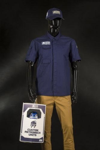 droid fashion