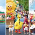 Sesame Street Birthday Party Parade coming to SeaWorld San Antonio