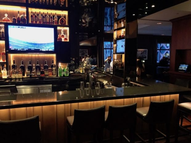 shula's wraparound bar
