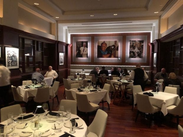 shula's dining room