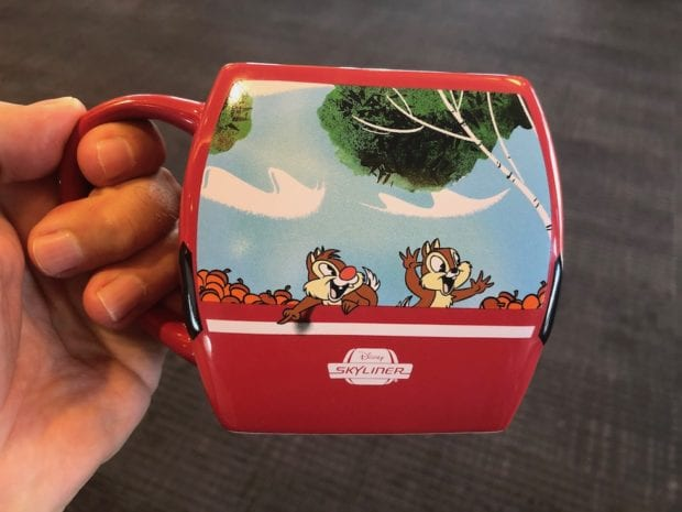 skyliner mug