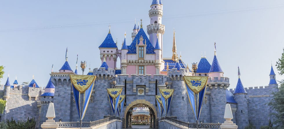 Sleeping Beauty Castle reopens at Disneyland park with new enhancements