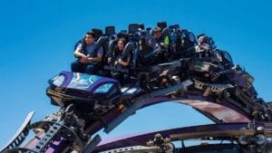 Tidal Twister dueling coaster now open at SeaWorld San Diego