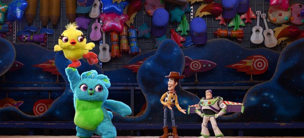 Sneak peek of 'Toy Story 4' coming soon to Disney Parks, Disney Cruise Line