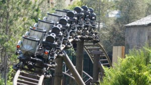 Preview of Hagrid's Magical Creatures Motorbike Adventure – Queue details and more