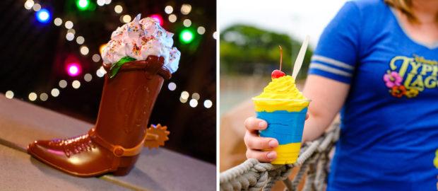 woody's rootin' tootin' milkshake