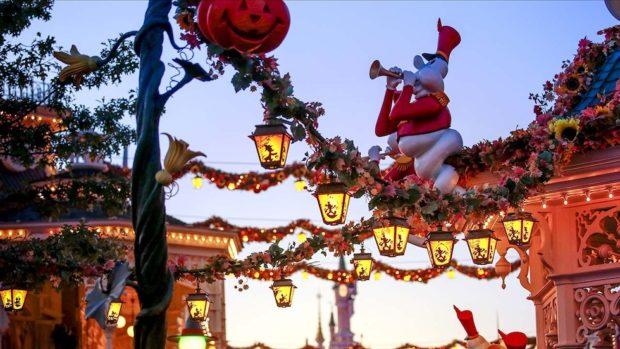 Saison Halloween Disneyland Paris 2019.Halloween Festival Kicks Off Sept 28 At Disneyland Paris