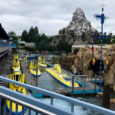 Celebrating 60 years with the Matterhorn, Monorail and Submarine Voyage at Disneyland