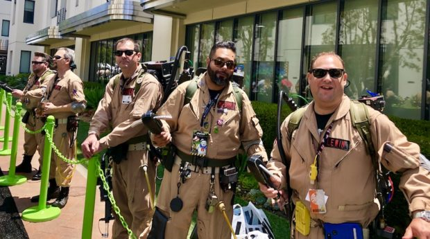 ghostbusters 35th
