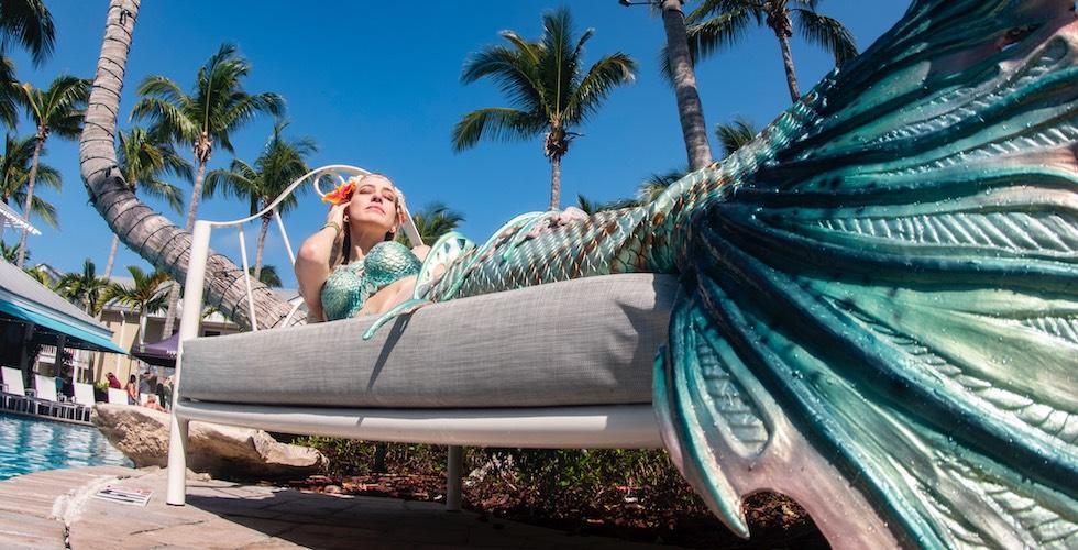key west mermaid festival
