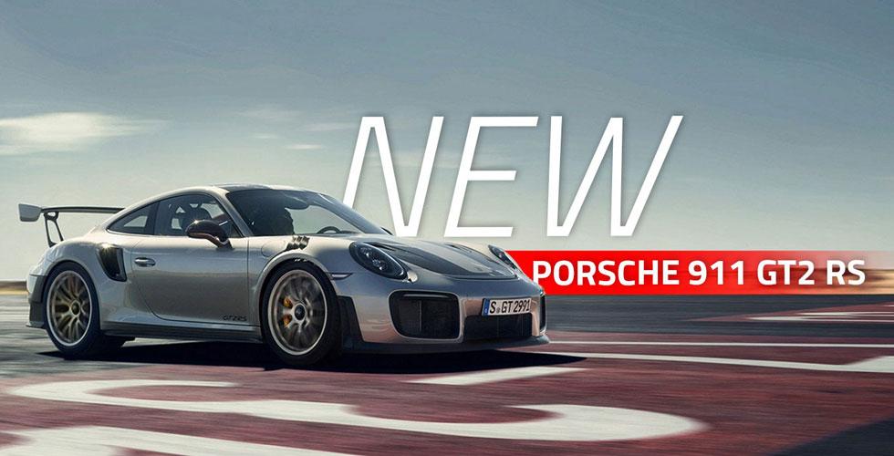 Porsche, Super Car