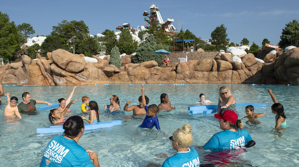 3b9f7aedba 10th annual World's Largest Swimming Lesson kicks off official start of  summer