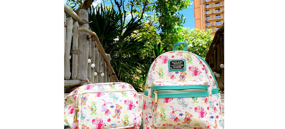 Aloha Sunny Days Collection now available at Aulani Resort