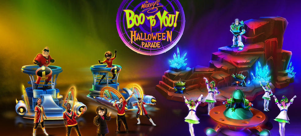 New enhancements coming to Mickey's Boo to you Halloween Parade at Magic Kingdom