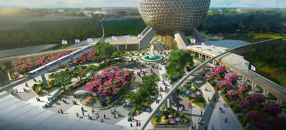 Get details on Epcot's transformation, Marvel-themed attractions at D23 Expo 2019