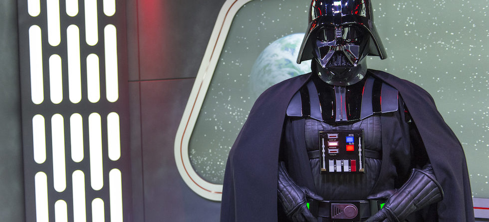 Darth Vader replacing Kylo Ren meet-and-greet at Disney's Hollywood Studios on Aug. 29