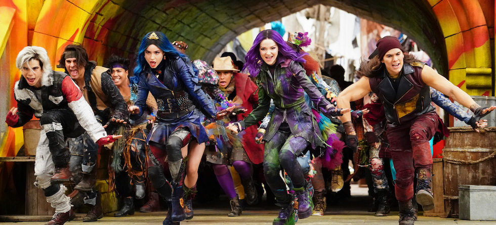 Disney DescenDANCE Party announced for Mickey's Not So-Scary Halloween Party 2019