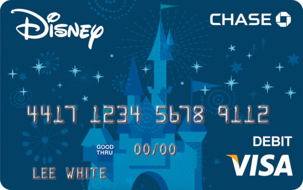 disney chase visa