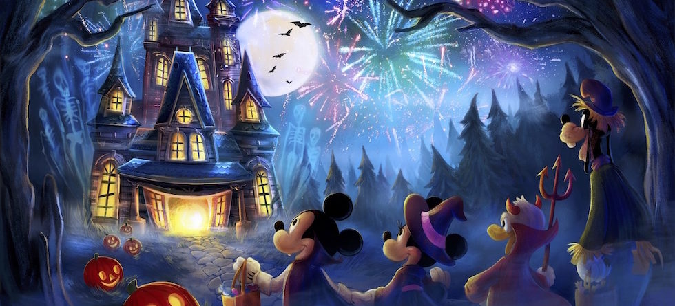 New details on Mickey's Not-So-Scary Halloween Party 2019