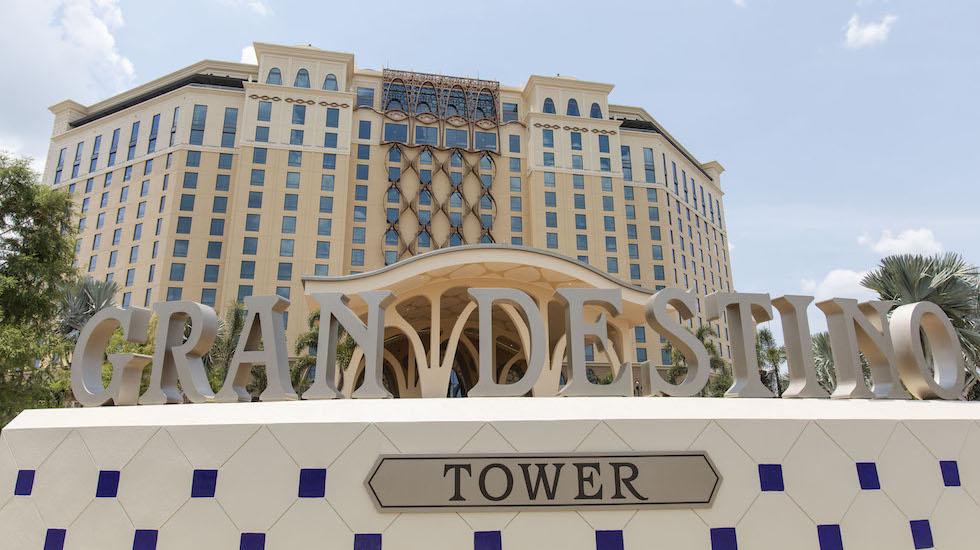 gran destino tower