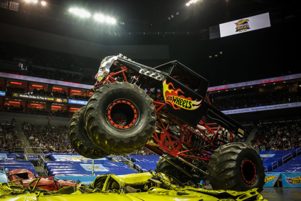 Favorite Hot Wheels Come To Life In New Monster Truck Tour