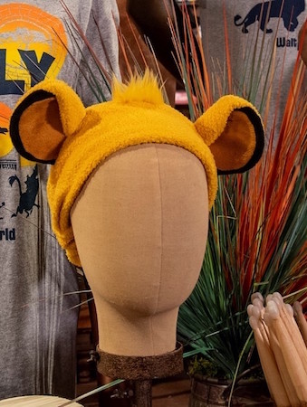 lion king headband