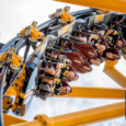 The Steel Curtain Steelers-inspired coaster now open at Kennywood Park
