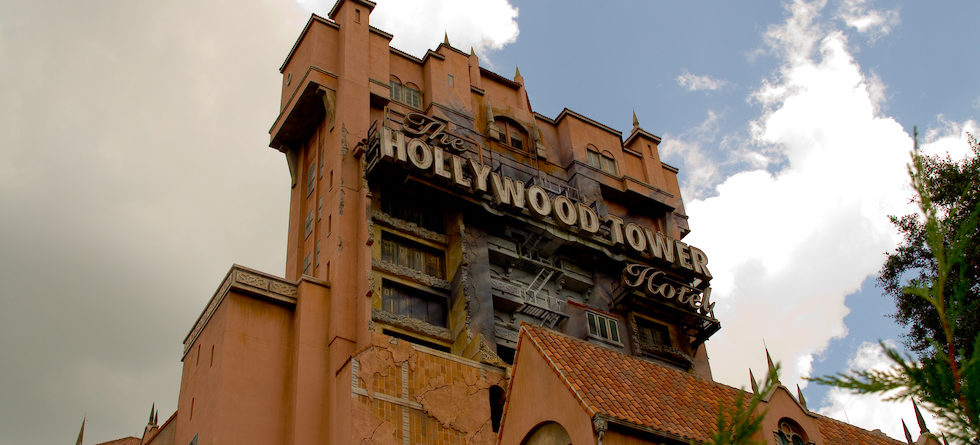 Twilight Zone Tower of Terror celebrates 25 years at Disney Parks