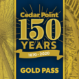Cedar Point launches new Gold Pass for park's 150th anniversary