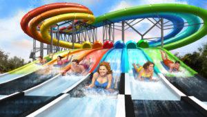 Carowinds announces new mat racing waterslide, Grand Carnivale festival