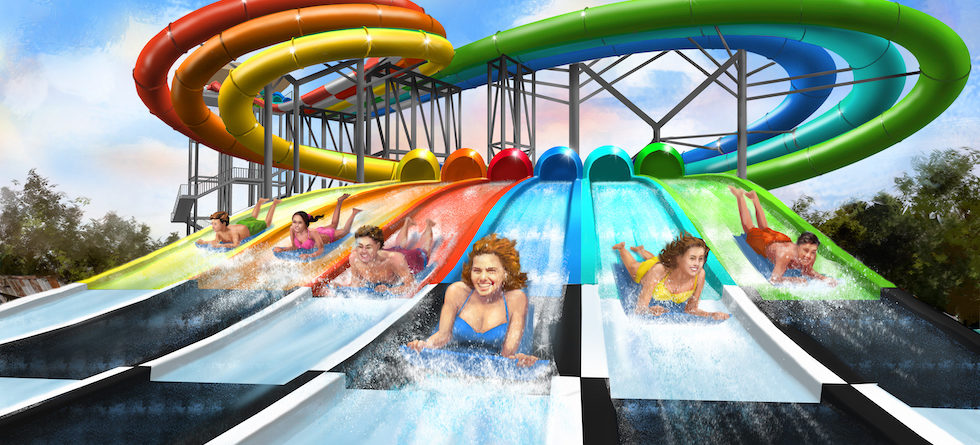 Carowinds announces new mat racing waterslide, Grand Carnivale festival