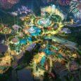 Construction resumes on Universal's Epic Universe theme park