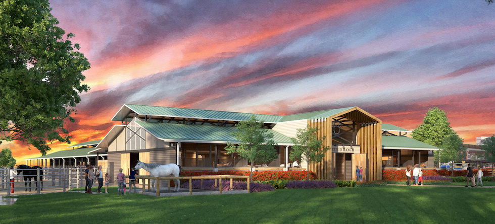 Disney's Fort Wilderness Resort & Campground to receive new barn for horses