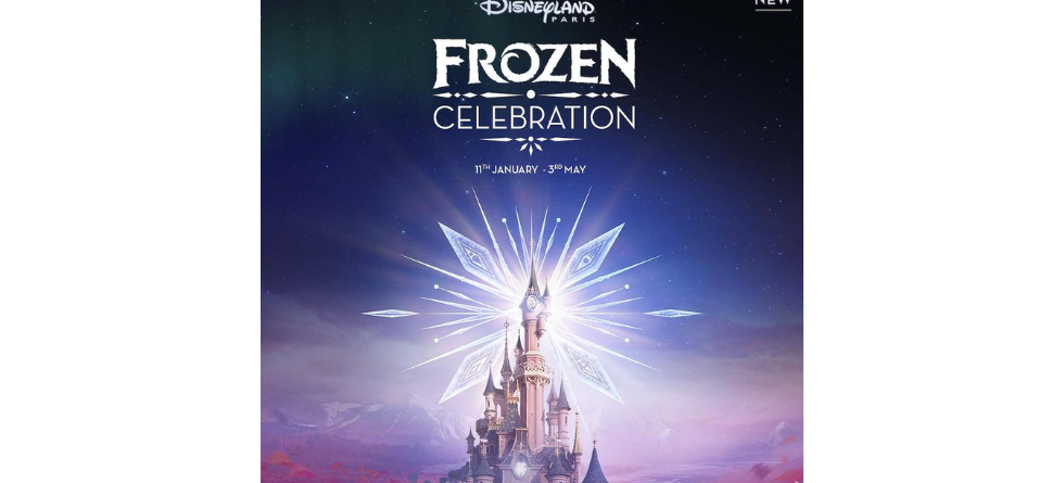 Disneyland Paris announces all-new Frozen Celebration for 2020