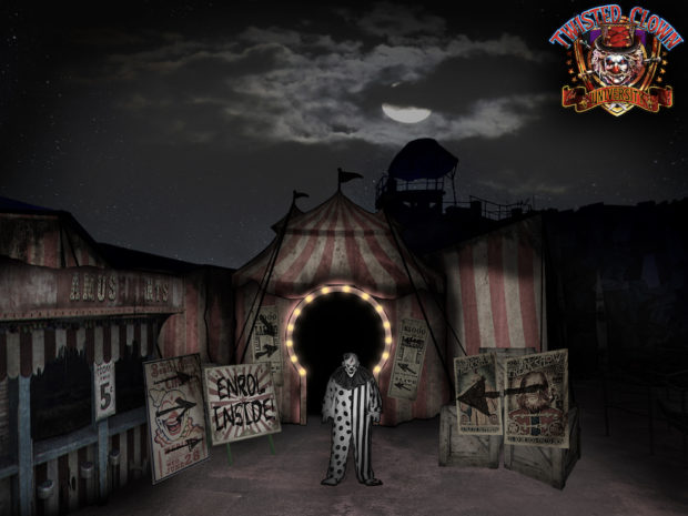 twisted clown university