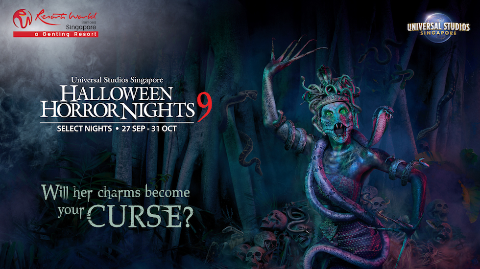Image result for Halloween Horror Nights 9 at Universal Studios Singapore