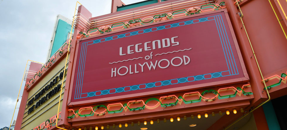 Legends of Hollywood re-opening at Disney's Hollywood Studios