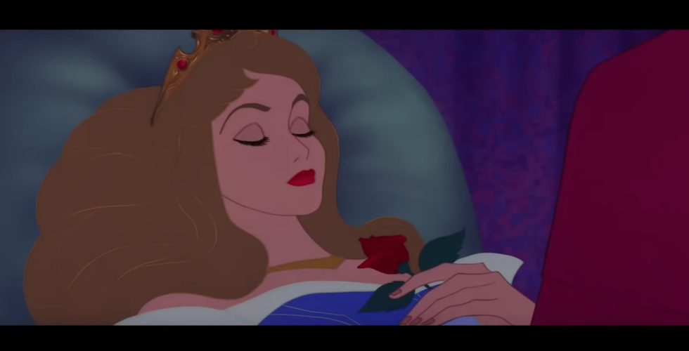 sleeping beauty